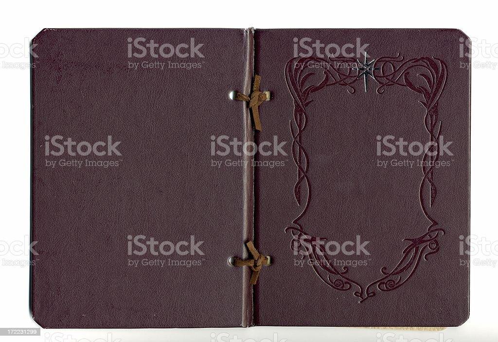 Journal stock photo
