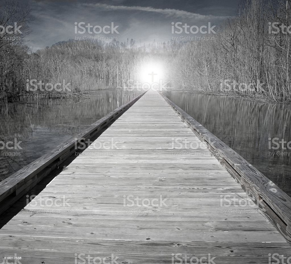 Journey stock photo
