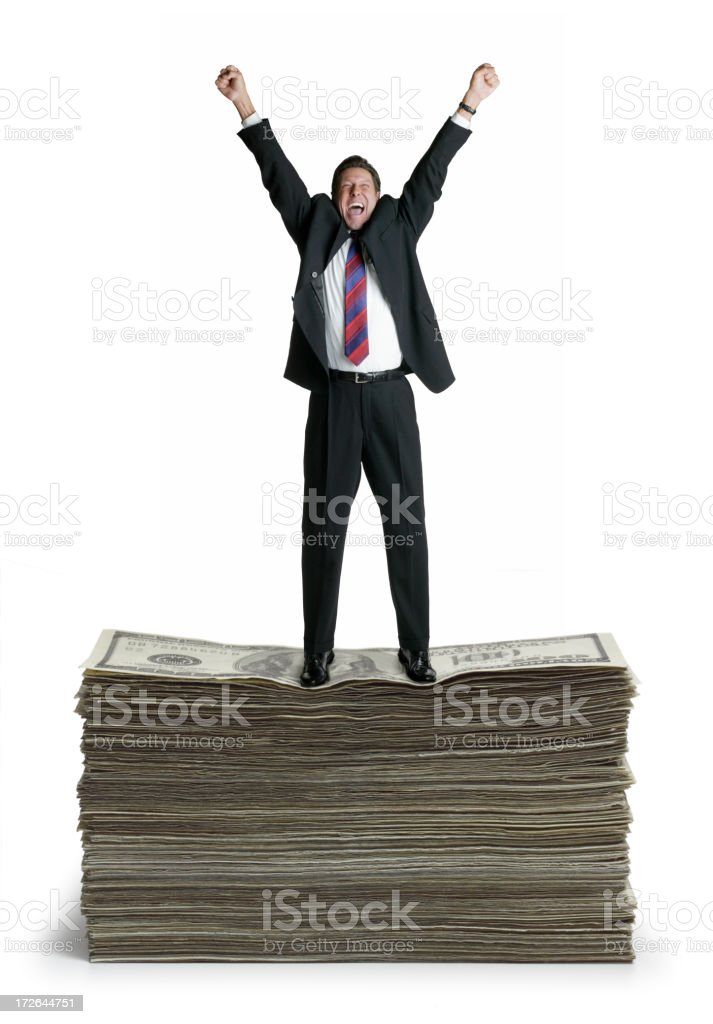 Joy royalty-free stock photo