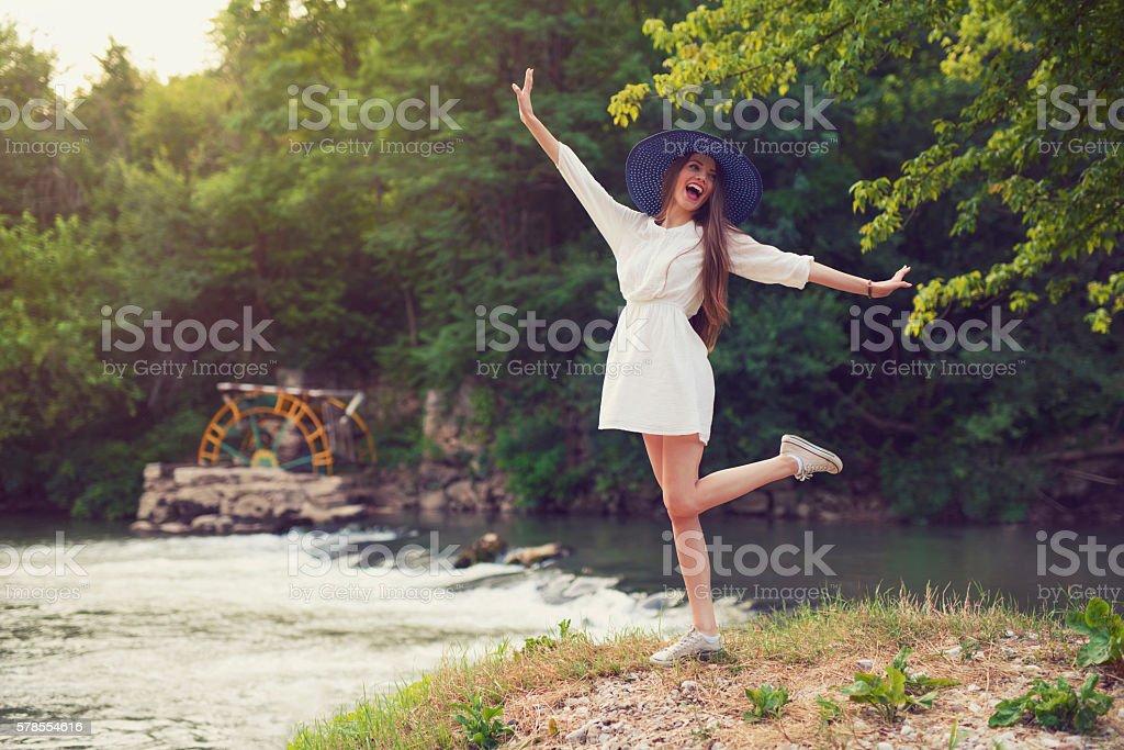 Joyful Moments stock photo