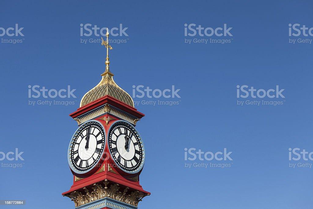 Jubilee-Weymouth Lizenzfreies stock-foto