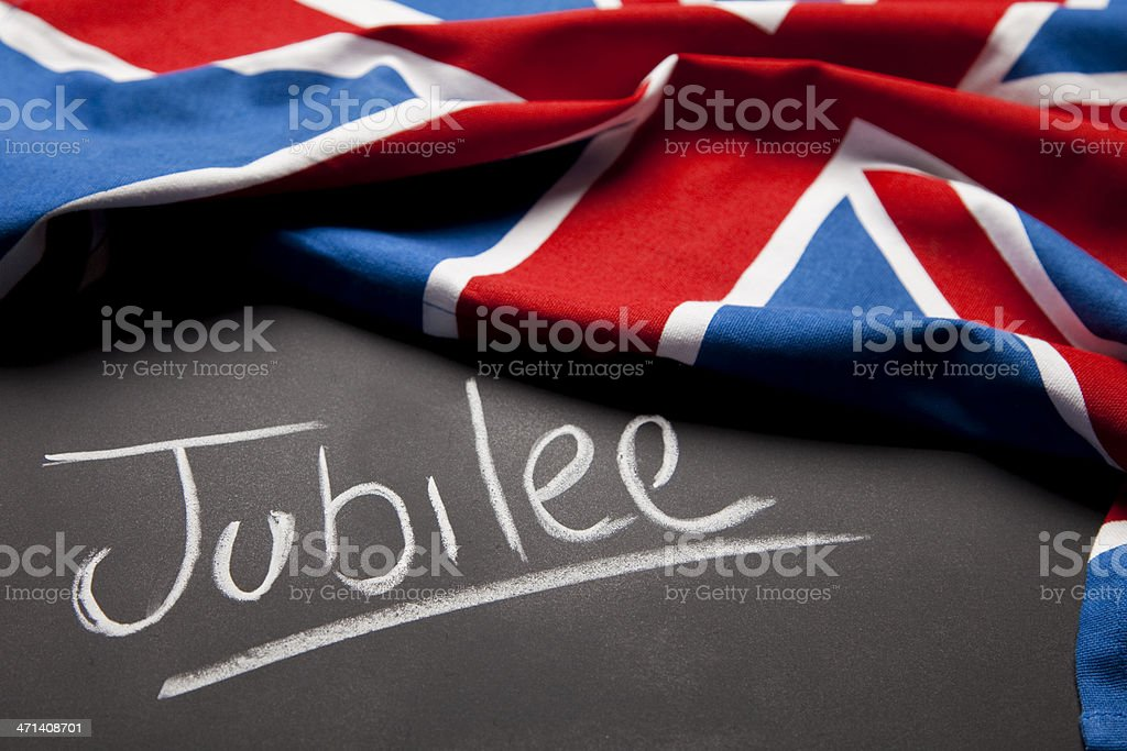 Jubilee royalty-free stock photo