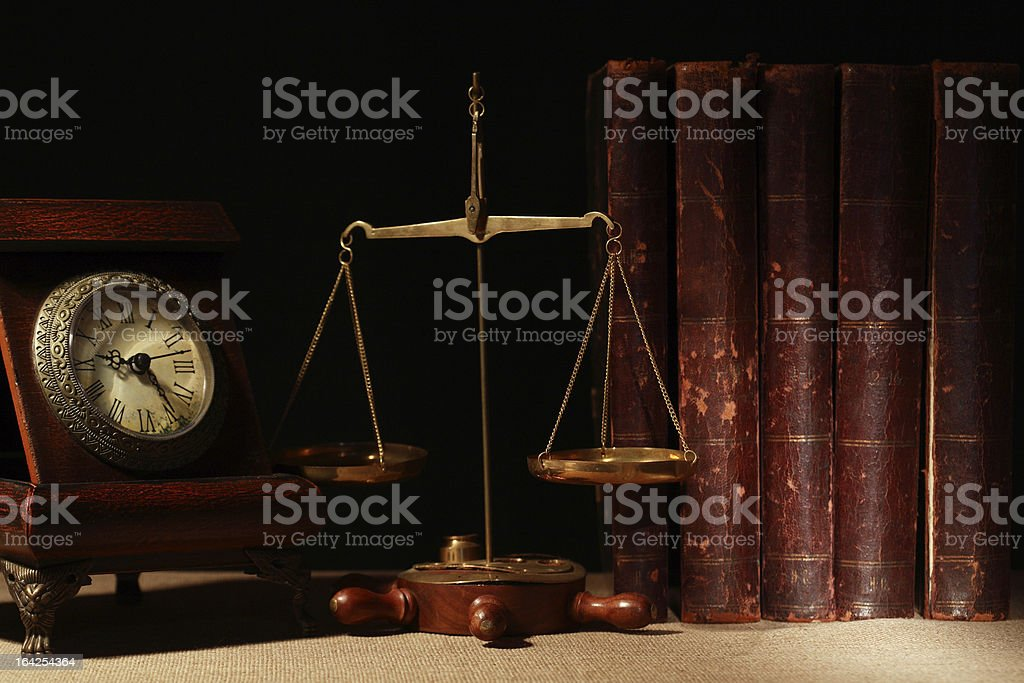Juctice Concept royalty-free stock photo