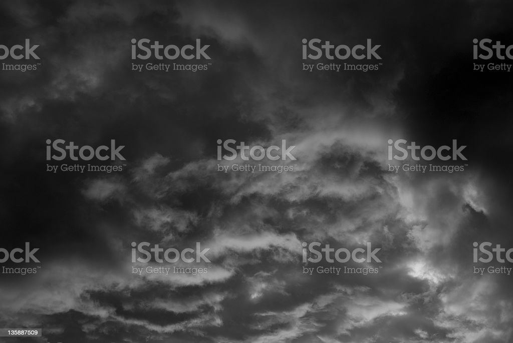 Judgement Day royalty-free stock photo