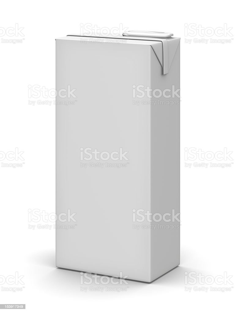Juice Box royalty-free stock photo