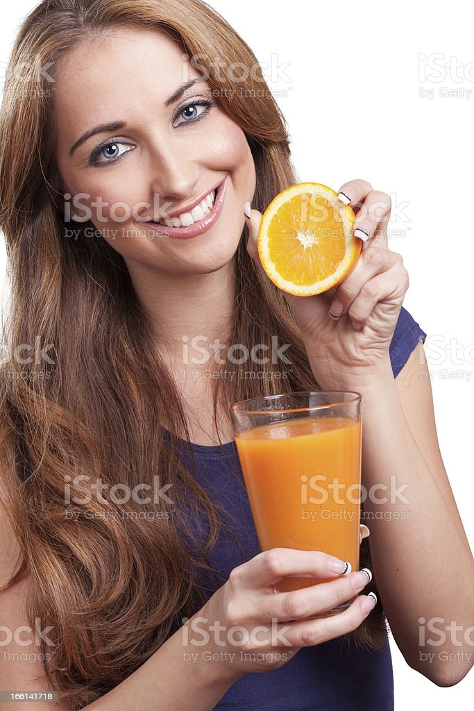 Juice stock photo