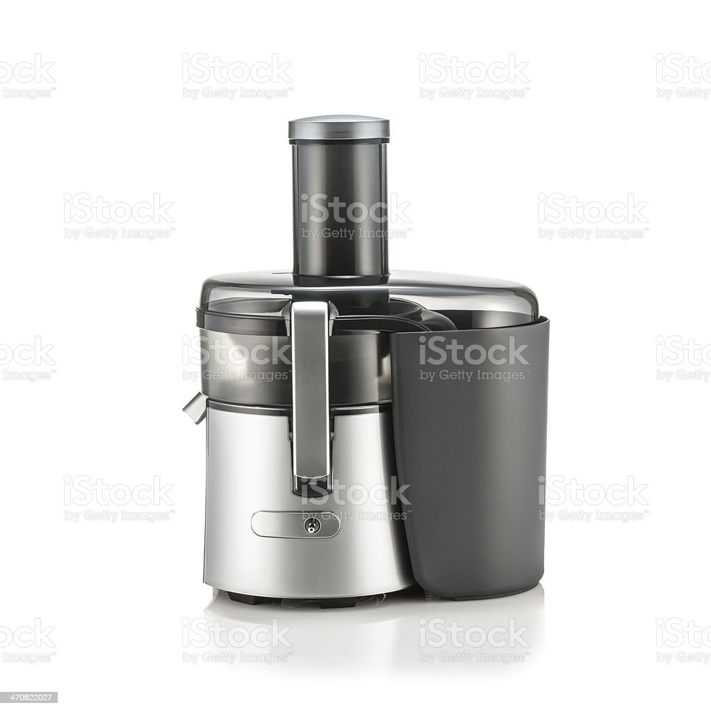 juicer on a white background stock photo