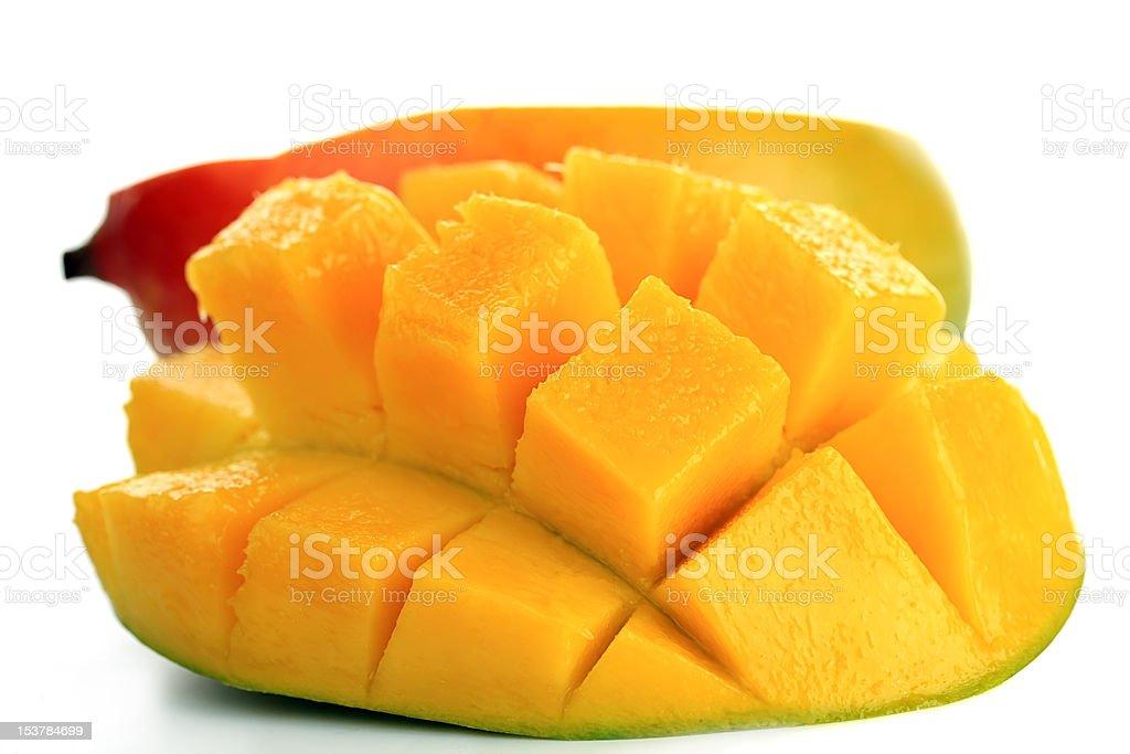 juici mango royalty-free stock photo
