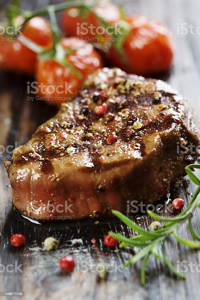 juicy beef royalty-free stock photo
