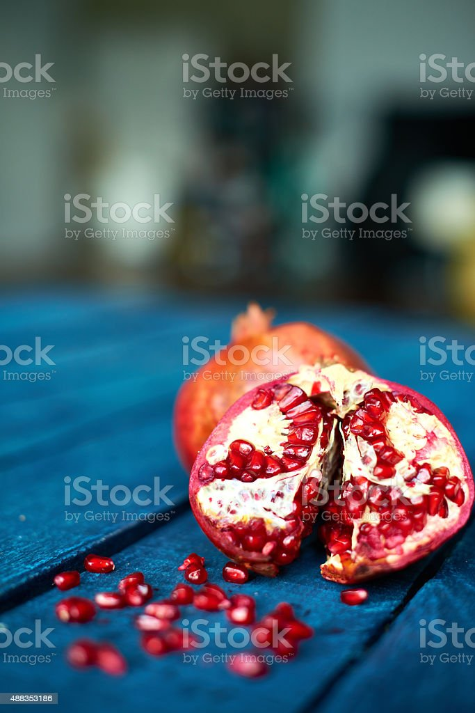 Juicy fruit stock photo