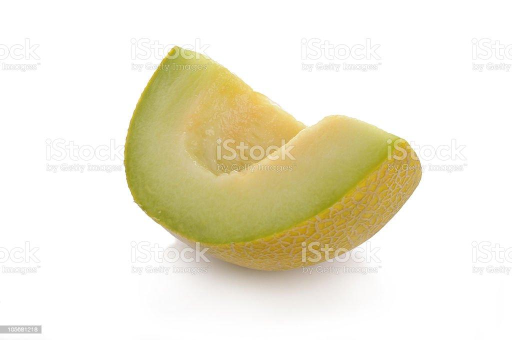 juicy melon stock photo