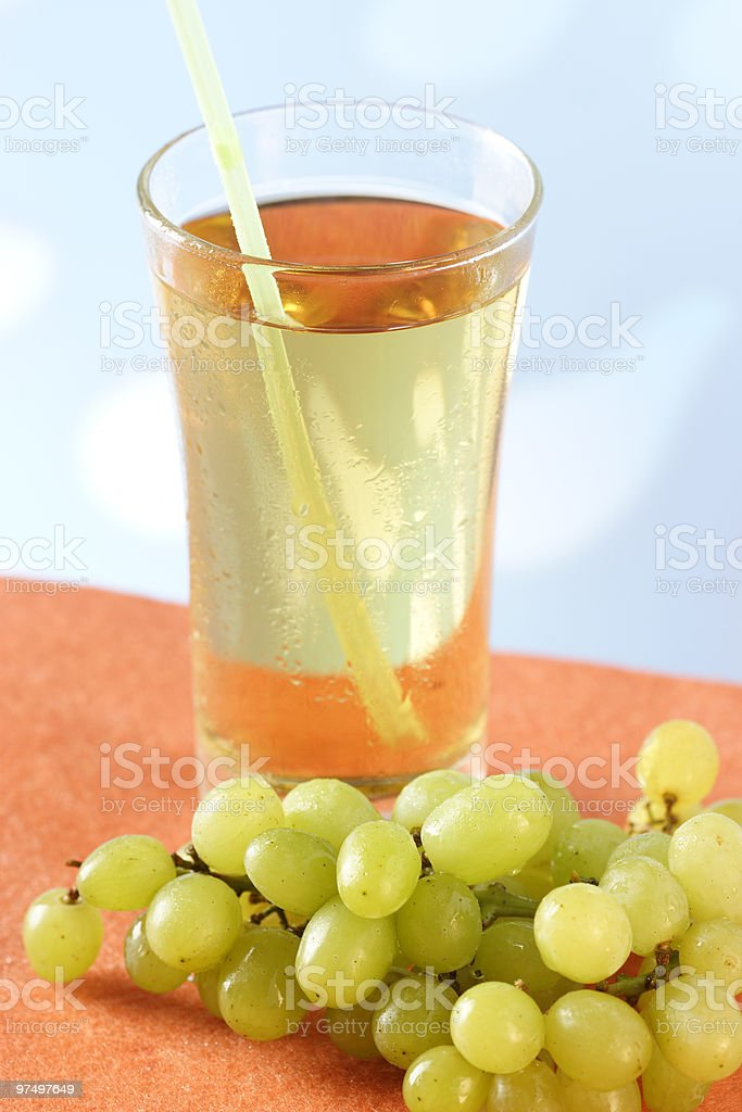 Juicy thirst quencher stock photo
