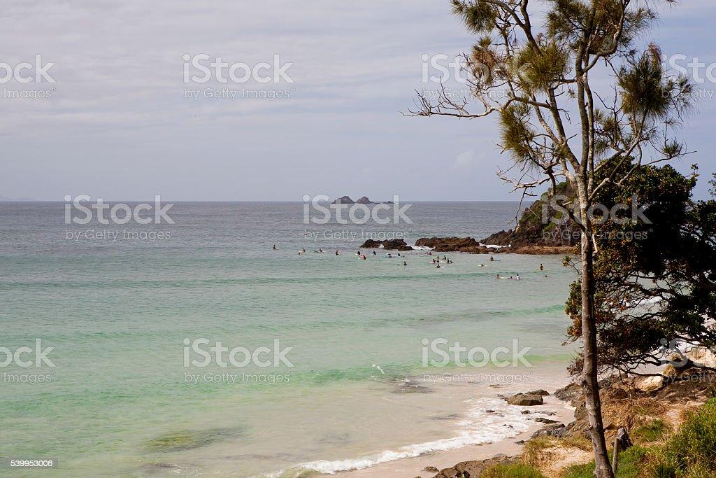 Julien Rocks. stock photo