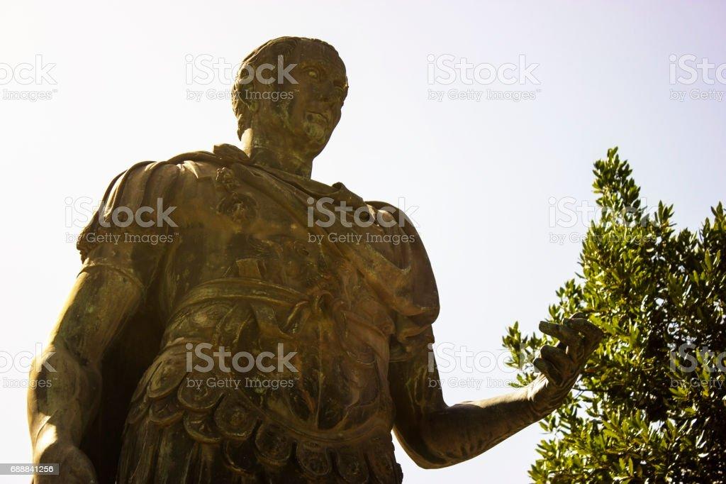 Julius Caesar stock photo