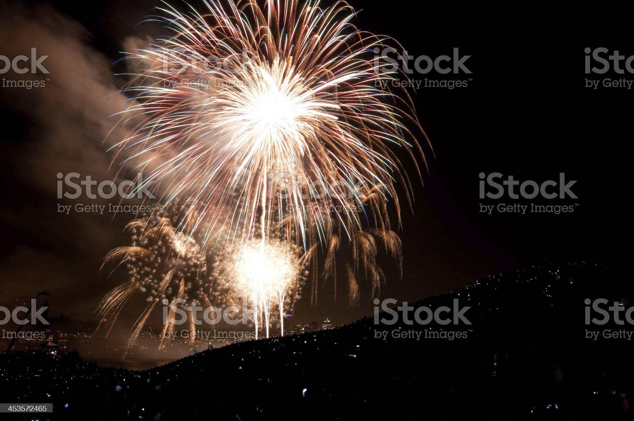 July 4th royalty-free stock photo