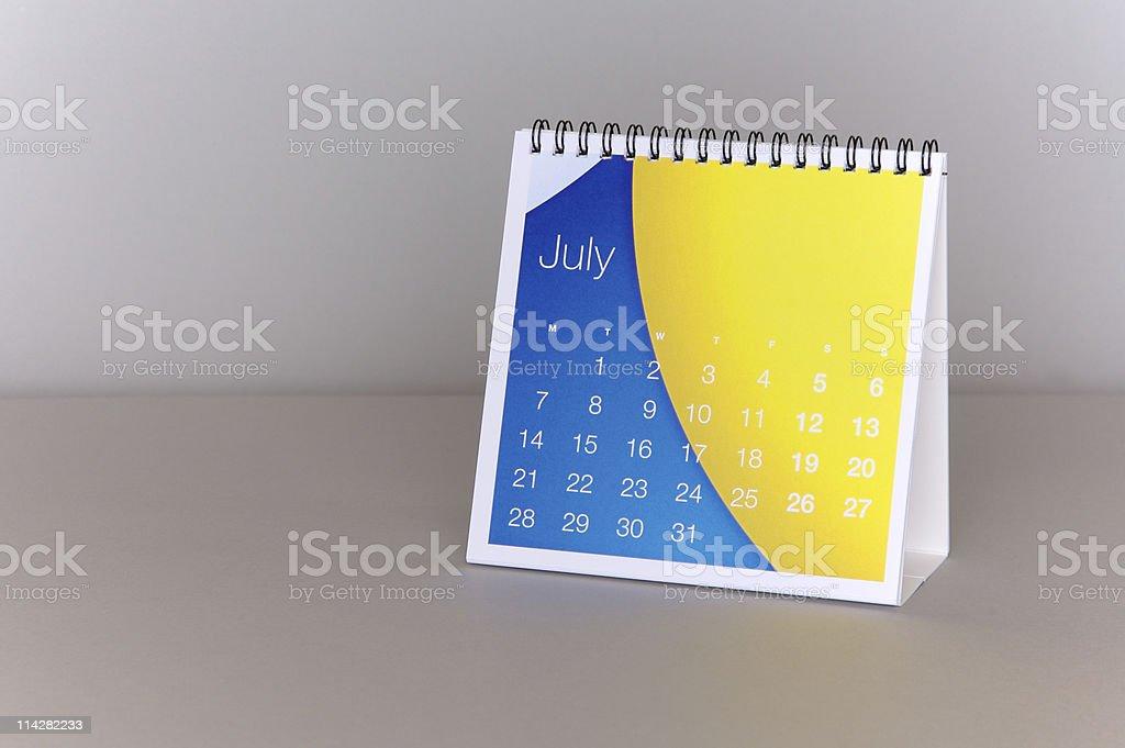 July... royalty-free stock photo