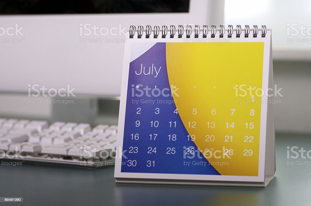 July... royalty-free stock photo