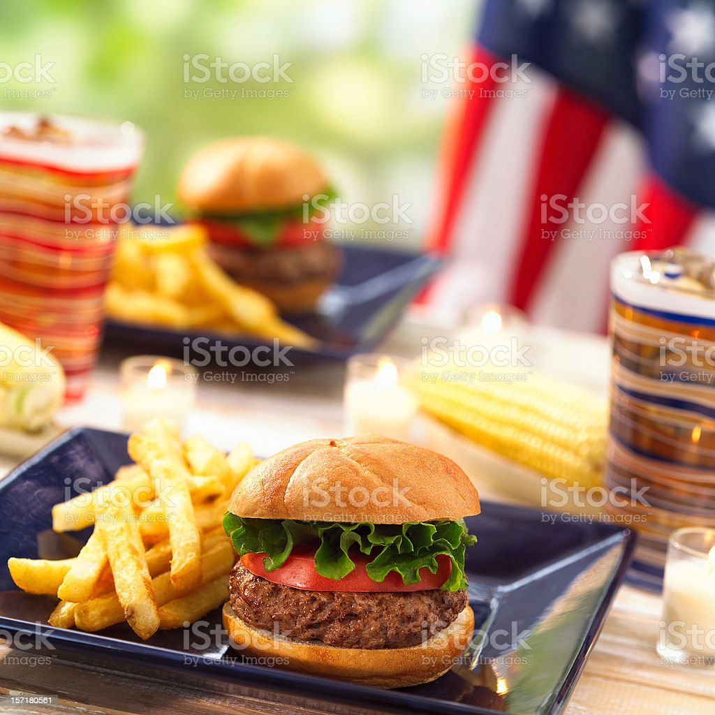 July4th stock photo