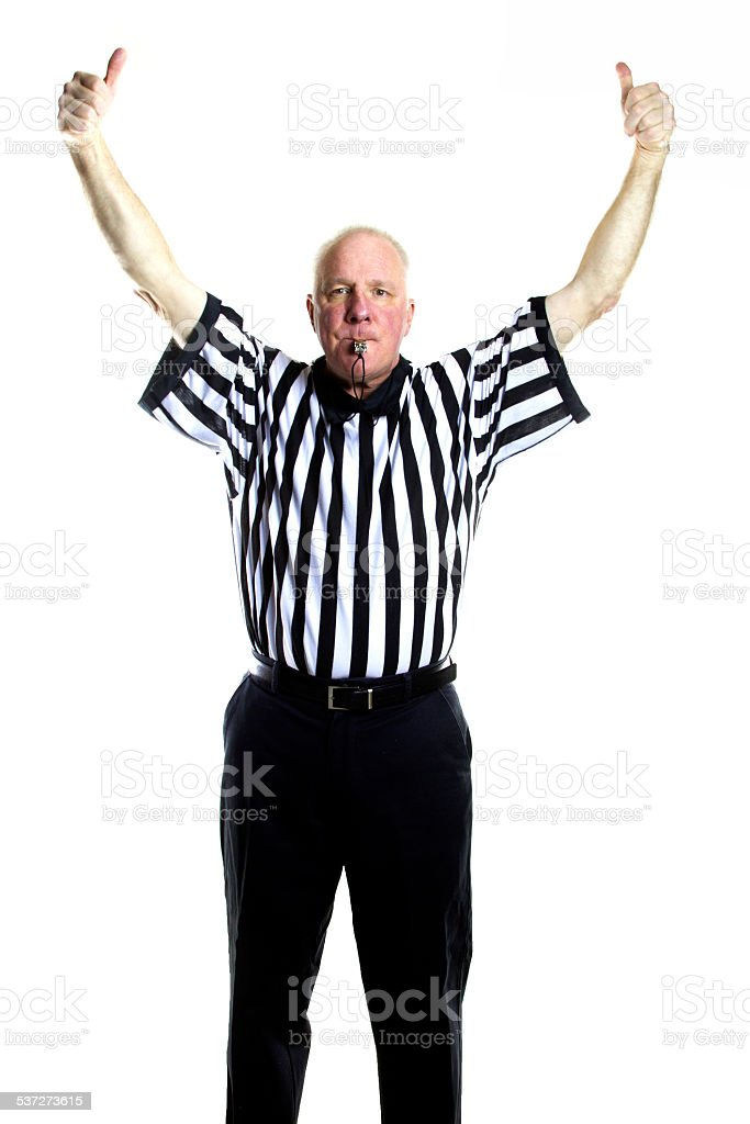 Jump Ball stock photo
