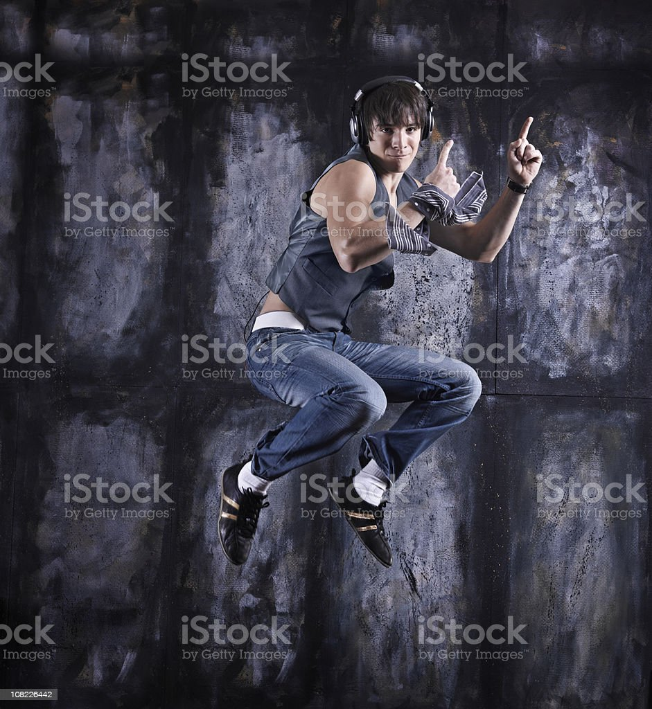 jump royalty-free stock photo