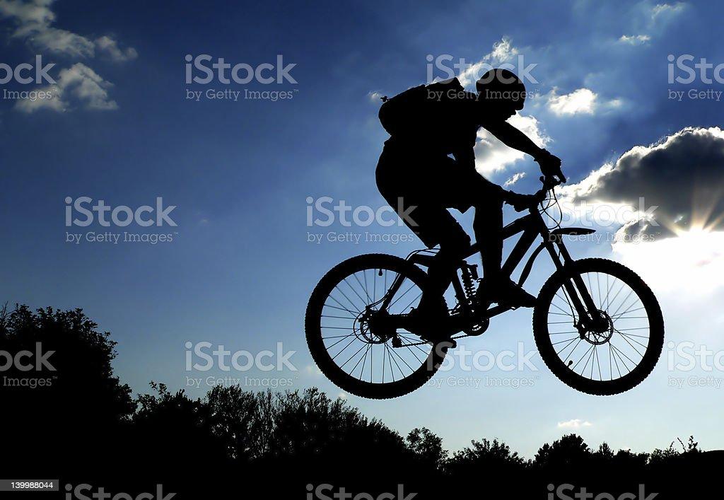 jump! royalty-free stock photo