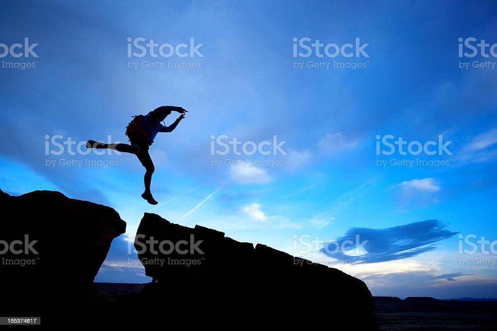 jump! stock photo