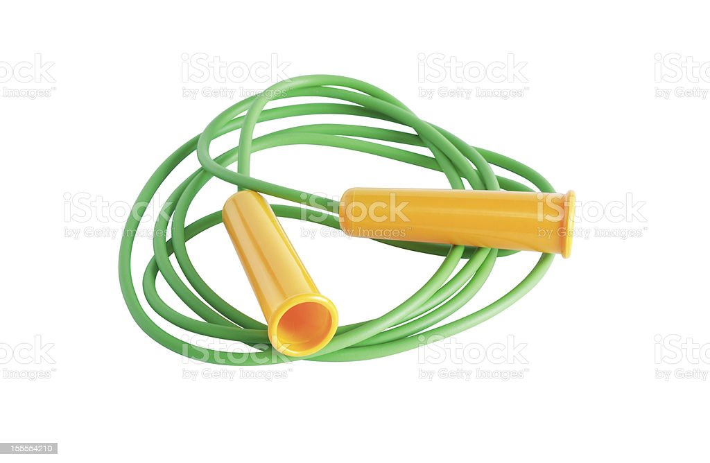 Jump Rope royalty-free stock photo