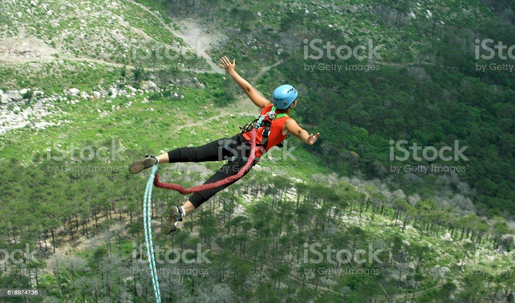 Jump rope. stock photo
