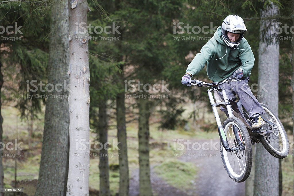 Jumper royalty-free stock photo