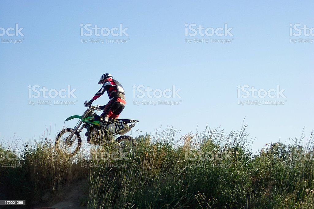 Jump'n royalty-free stock photo
