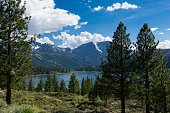 June Lake Loop, California