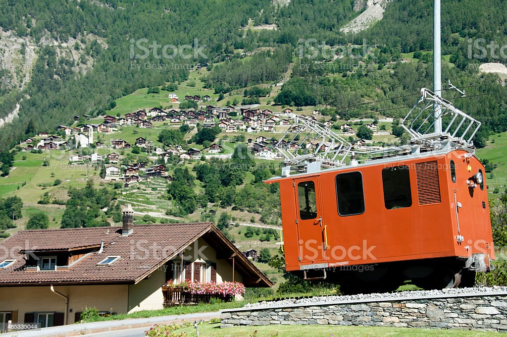 Jungfrau - Switzerland stock photo