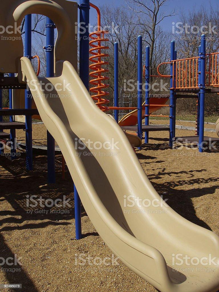 Jungle Gym - Playground royalty-free stock photo