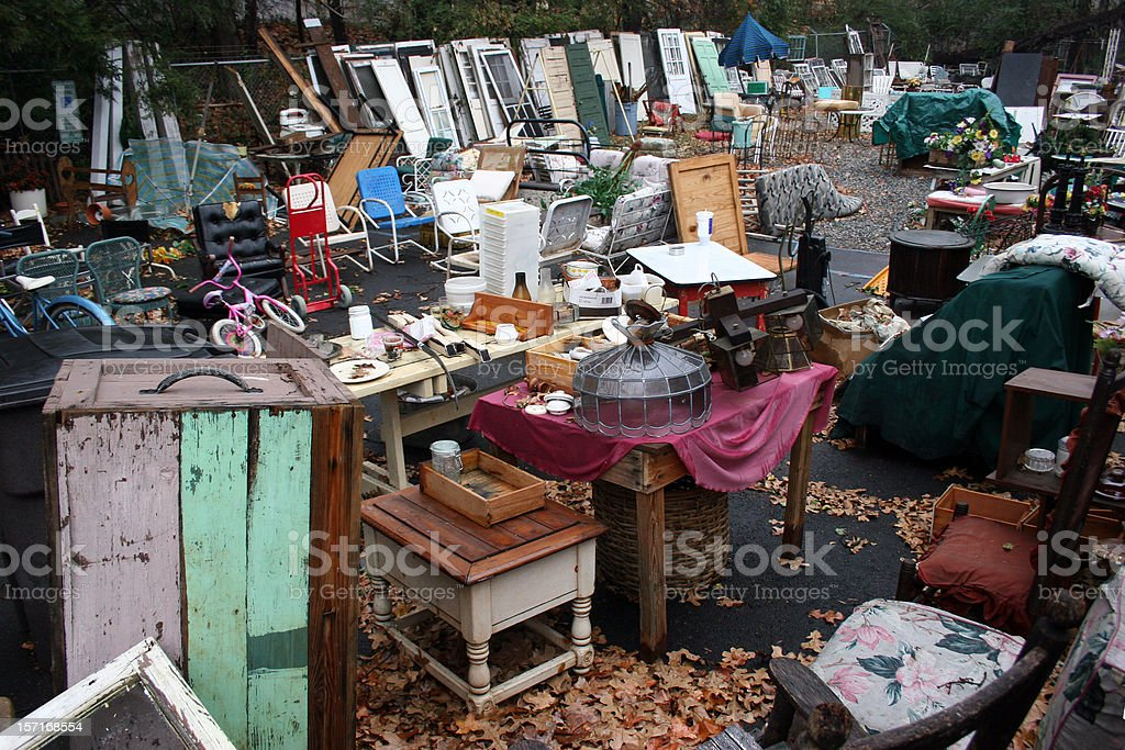Junk 1 royalty-free stock photo