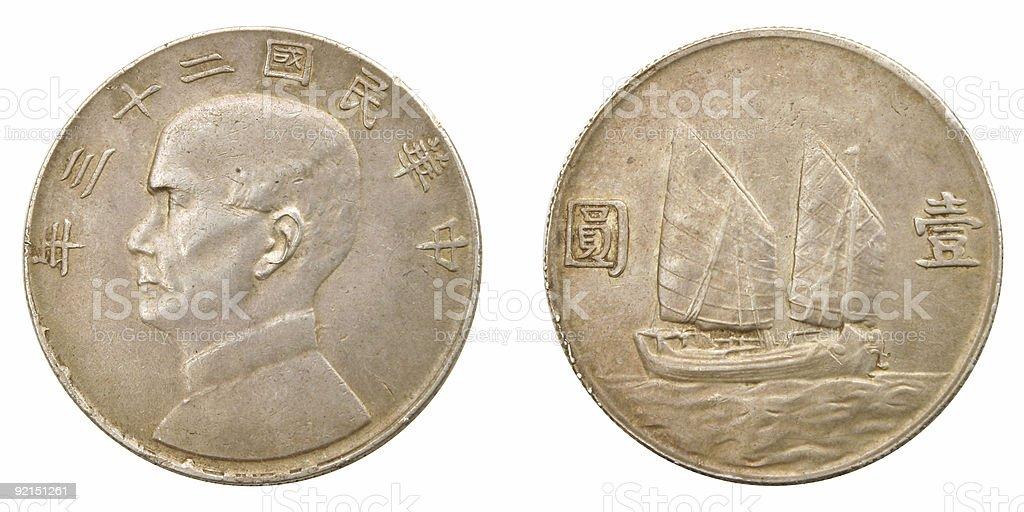 Junk Dollar stock photo