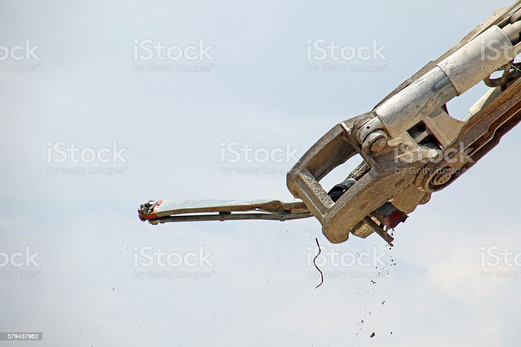 Junk Dump stock photo