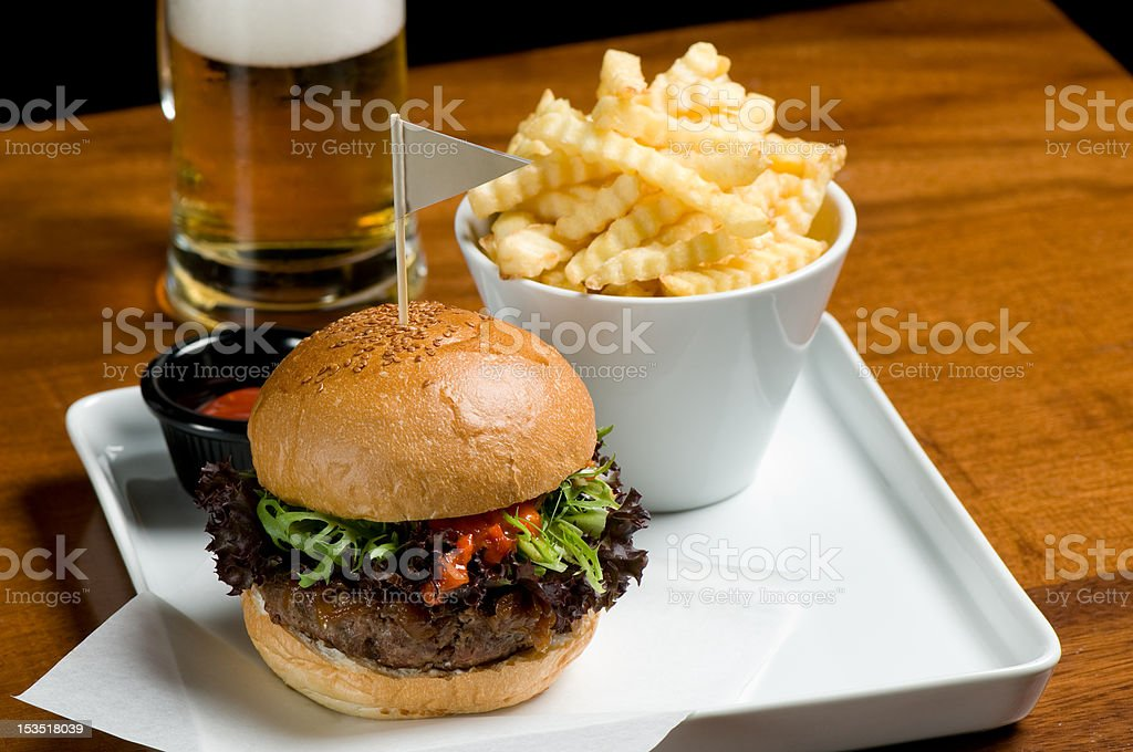 Junk Food royalty-free stock photo