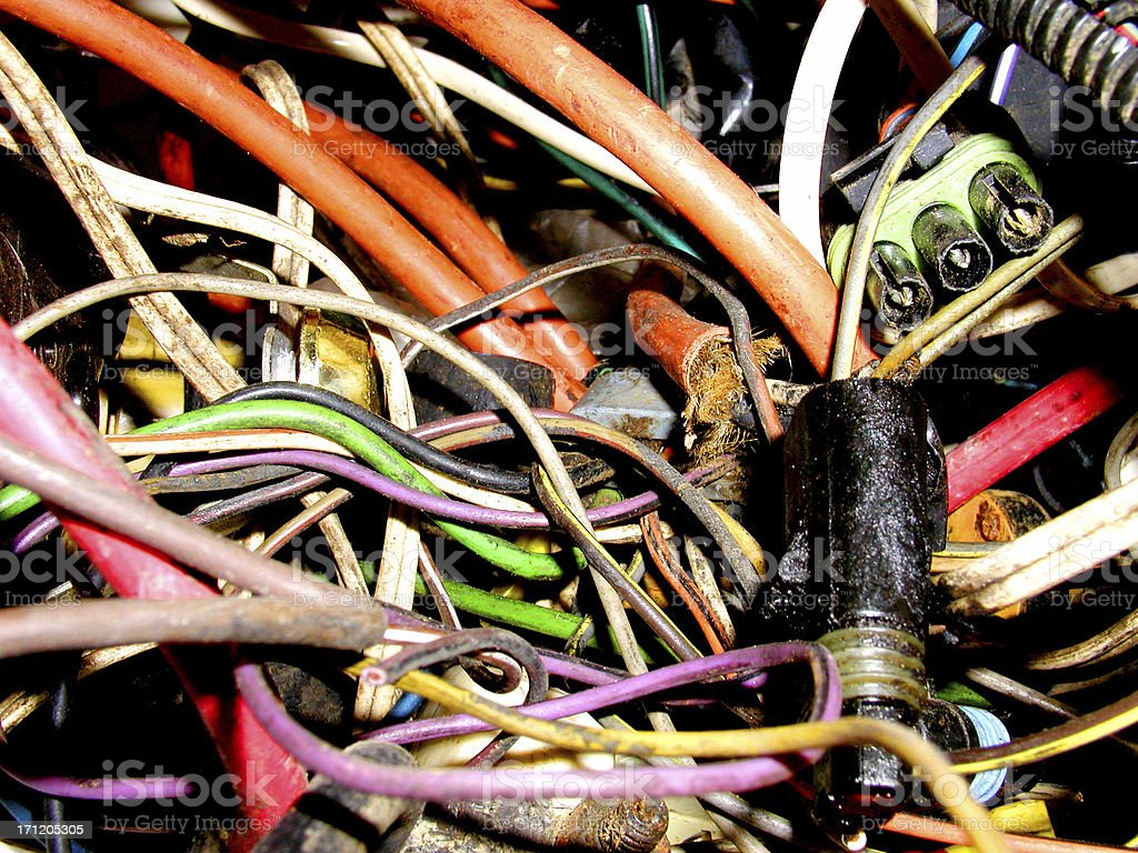 junk stock photo