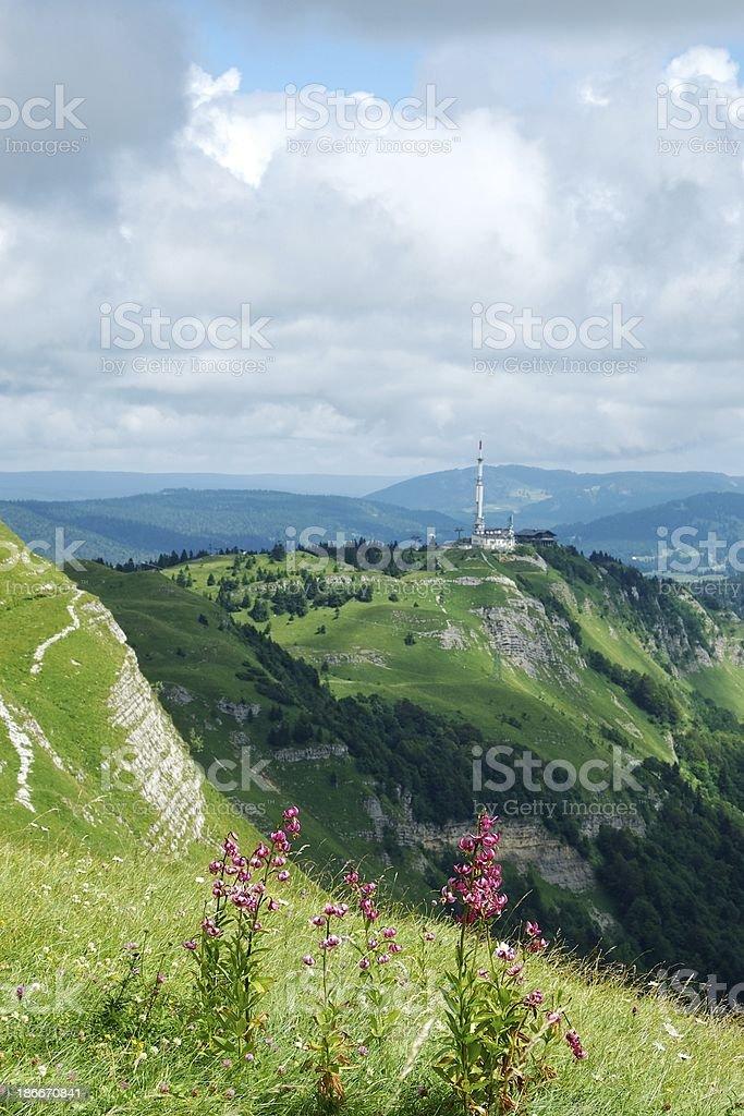Jura stock photo