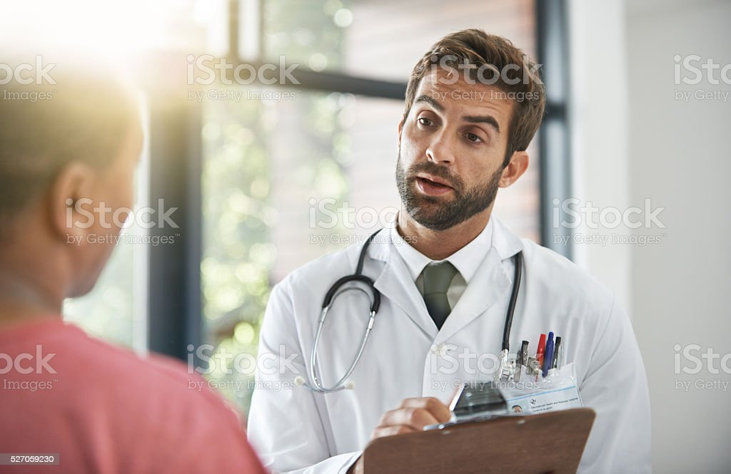 Just a few more questions... stock photo