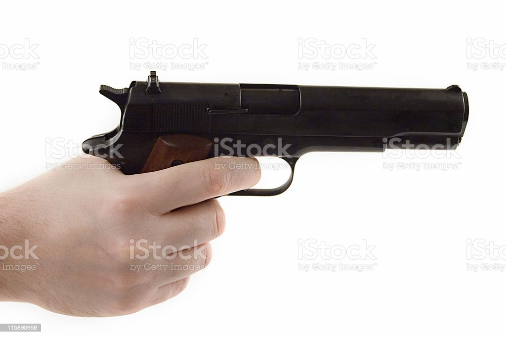 Just a Squeeze from Murder stock photo