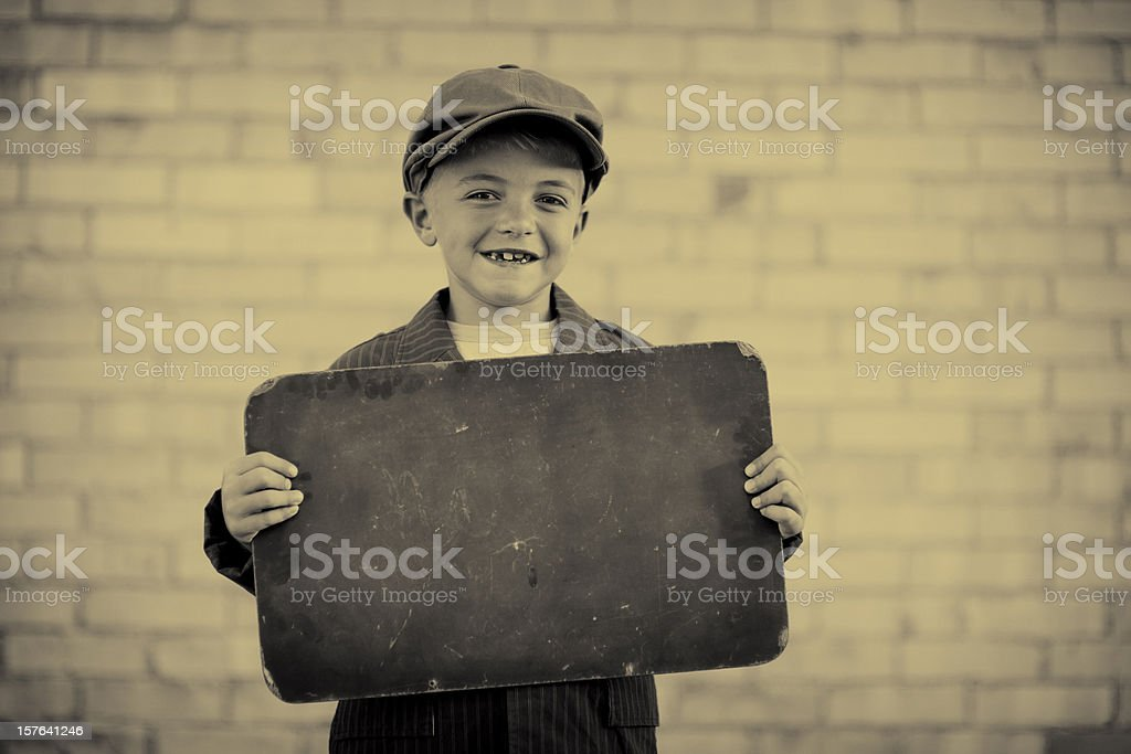 Just Advertise stock photo