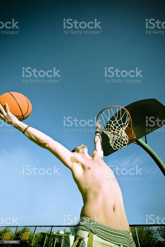 Just do it. royalty-free stock photo