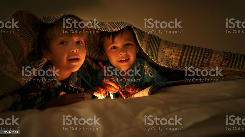 Just five more minutes! stock photo