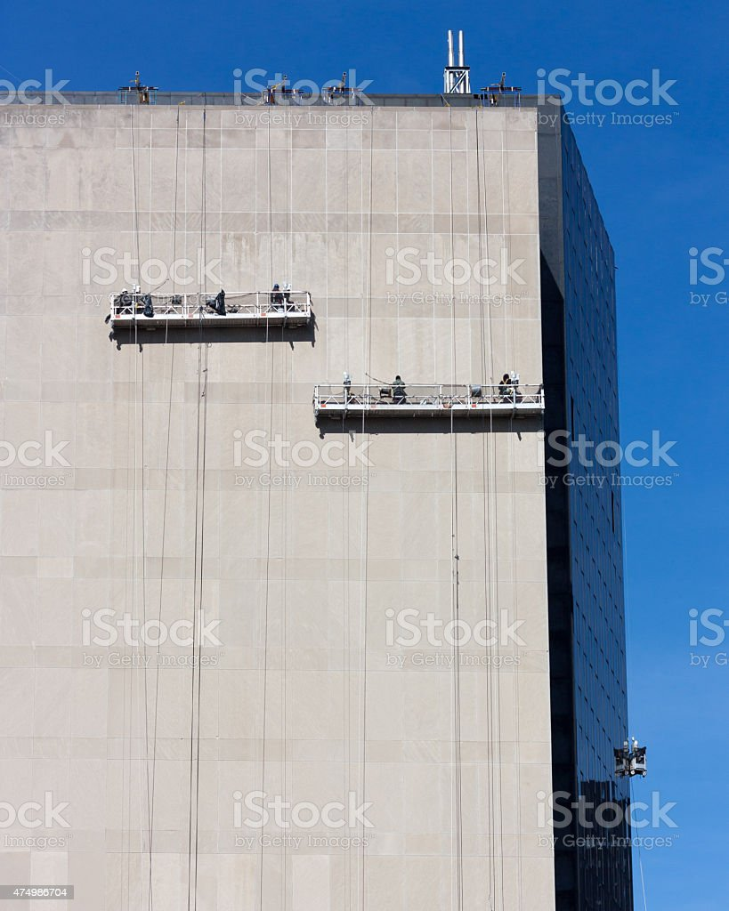 Just hanging stock photo