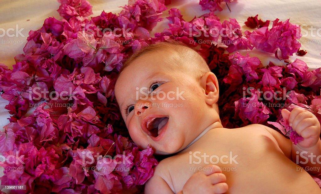 just happy! stock photo