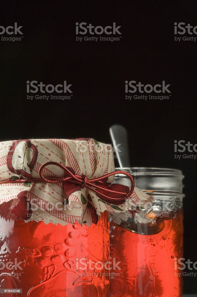 Just jelly royalty-free stock photo