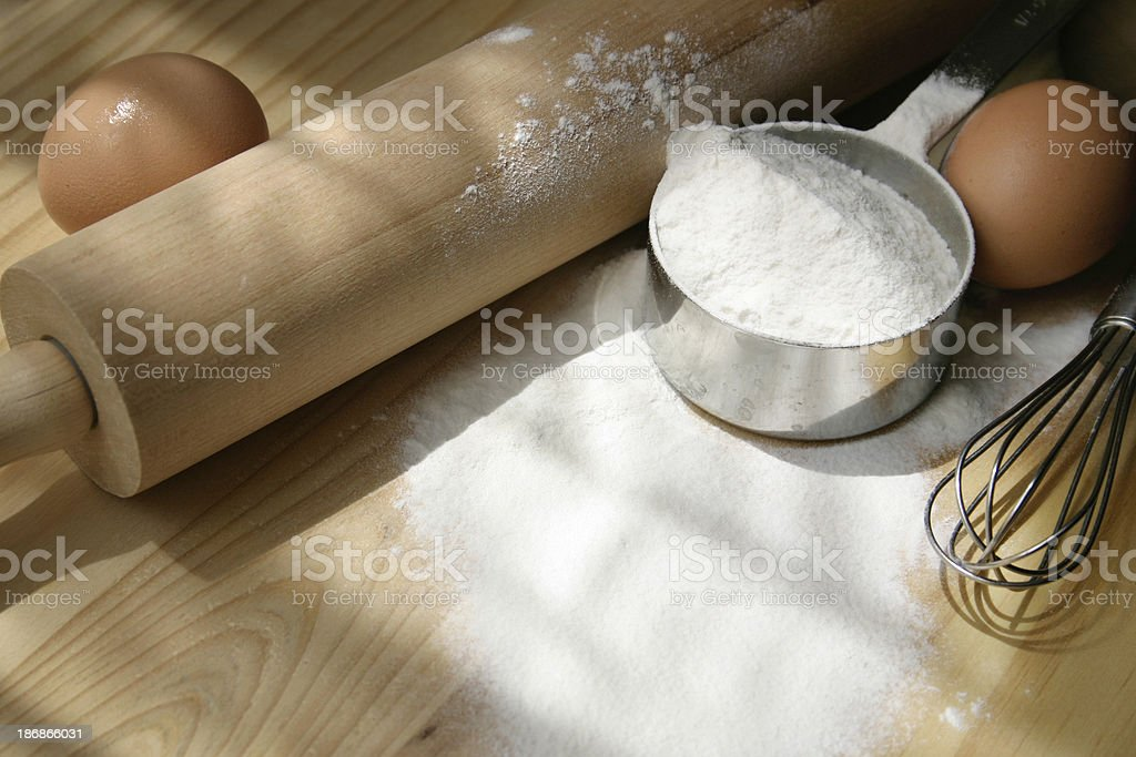 Just need a recipe. royalty-free stock photo