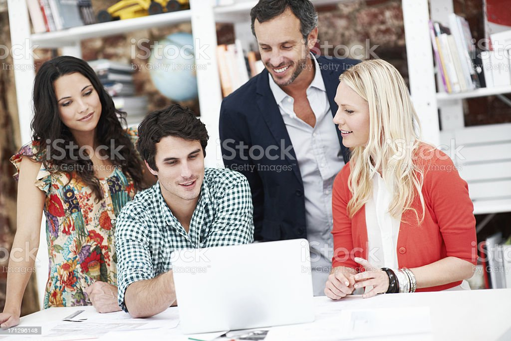 Just one small change and the problem is fixed! royalty-free stock photo