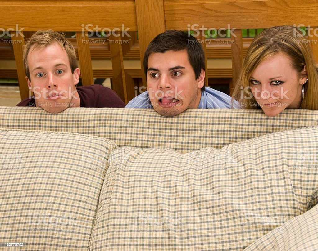 Just plain silly stock photo
